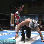【Jr.タッグトーナメント】新旧マスクマンの壮絶なマスク狩り対決!【Road to POWER STRUGGLE】