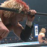【5・3福岡大会】ケニー・オメガ、ド派手に流血しながらも福岡1日目を締める!【レスリングどんたく2018】