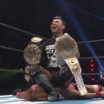 【東京ドーム2DAYSその②】2冠を手にした内藤の偉業、すべてをブチ壊したKENTAの偉業【WRESTLE KINGDOM 14】
