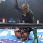 【9.24札幌2日目】この日、ついにYOSHI-HASHIはトップ戦線に躍り出た【G1 CLIMAX 30】